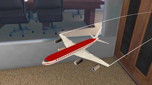 toy airplane flight simulator screenshot 2