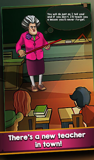Scary Teacher : Addictive Word Game 2.1 Screenshots 12