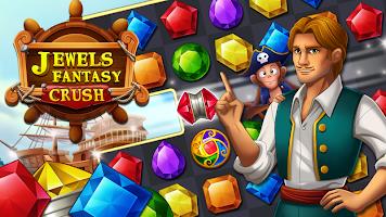 Jewels Fantasy Crush : Match 3 Puzzle