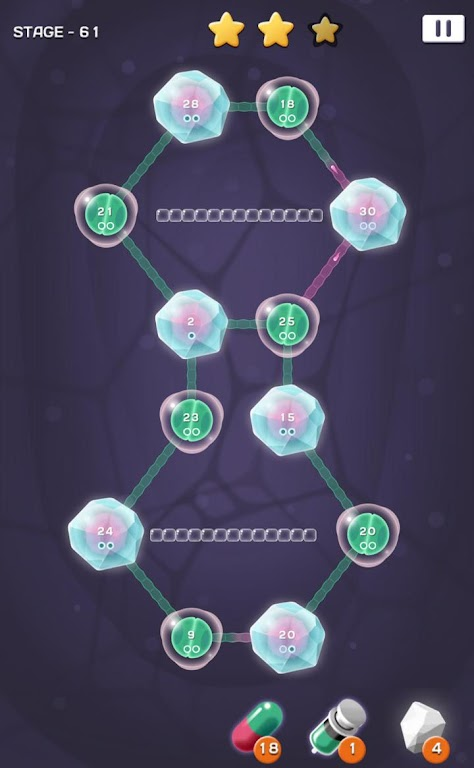 Cell Expansion Wars MOD poster 22