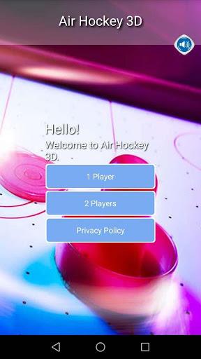 Air Hockey 3D 1.0 screenshots 1