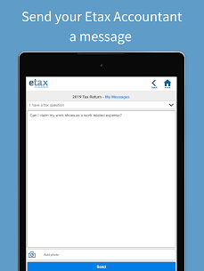 Etax Mobile App  For Pc (Free Download On Windows7/8/8.1/10 And Mac) 5