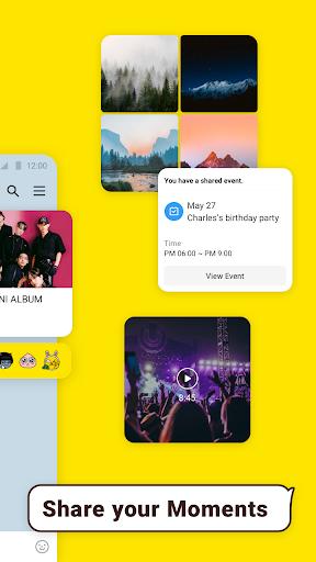KakaoTalk: Free Calls & Text android2mod screenshots 2