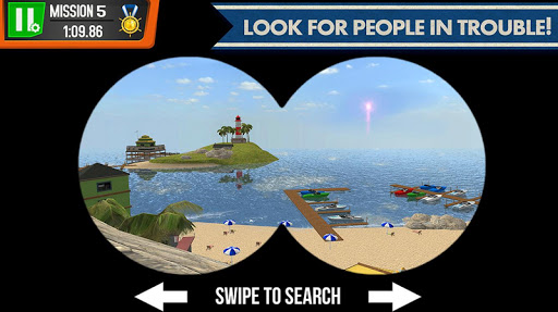 Coast Guard: Beach Rescue Team  Screenshots 8