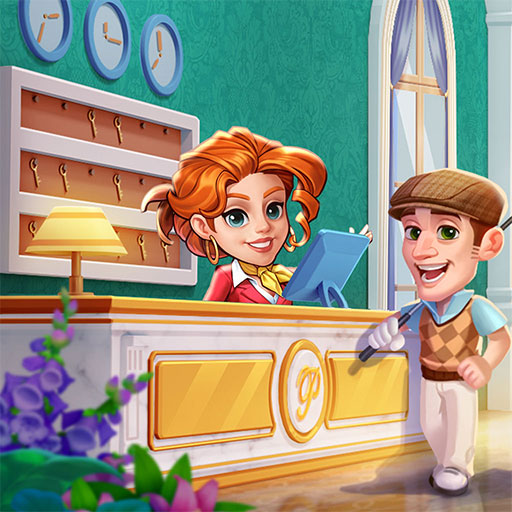 Hotel Fever: Grand Hotel Tycoon Story
