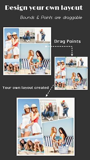 Collage Maker (Layout Grid) - PhotoFancie  screenshots 4