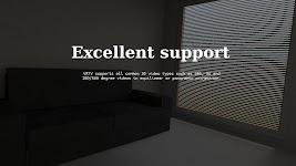 screenshot of VRTV VR Video Player Free