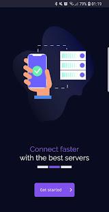 Free VPN - unlimited secure hotspot proxy vpnify 1.9.5 Screenshots 6