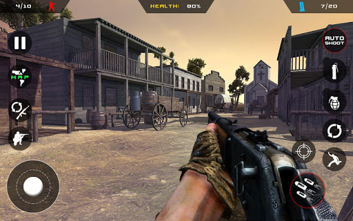 West Mafia Redemption Gunfighter- Crime Games 2020 1.1.7 screenshots 1