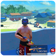 Free survival: fire battlegrounds MOD APK 5 (Unlimited Ammo)
