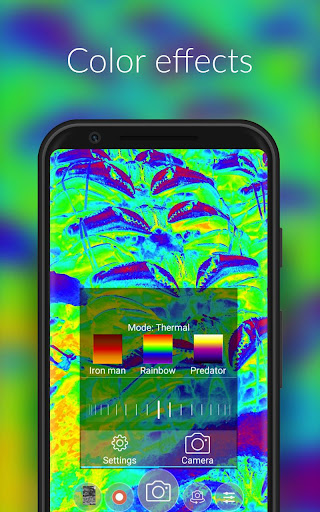 Thermal scanner camera VR screenshots 6