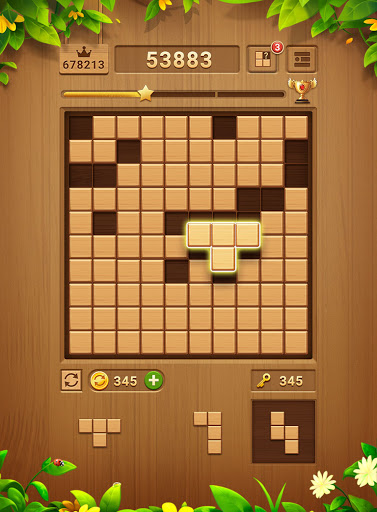 Wood Block Puzzle - Free Classic Block Puzzle Game 2.1.0 screenshots 22