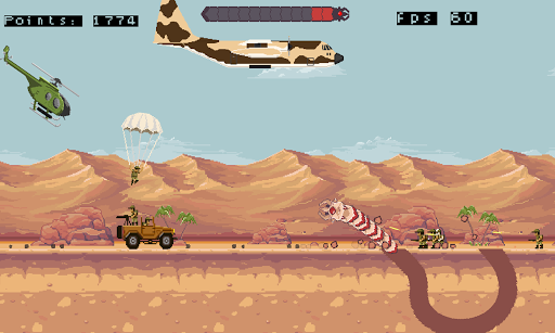 DEEP WORM II - dune attack  screenshots 9