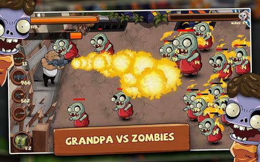 Defender -  Zombie Shooter  screenshots 1