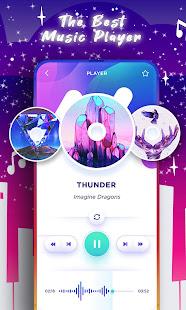 Music Player Galaxy S21 Ultra 2021