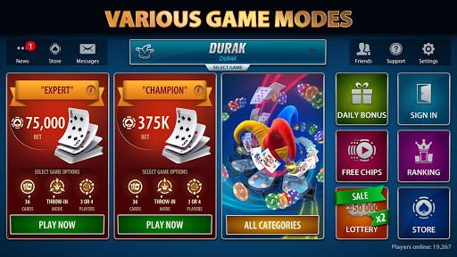 Durak Online by Pokerist  screenshots 7