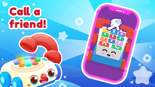 Baby Carphone Toy Kids game | games for kids  screenshots 2