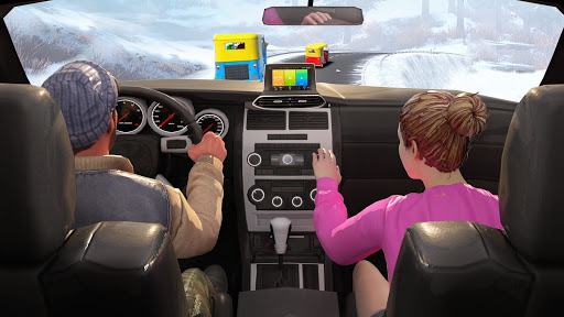Taxi Game Free u2013 Taxi Driver 3D: Simulator Game screenshots 4