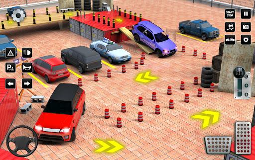 Modern Car Parking Challenge: Driving Car Games 1.3.2 screenshots 8