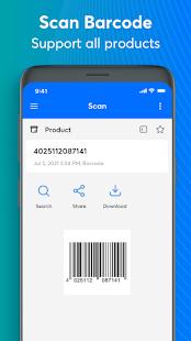 Image For Tiny QR & Barcode Scanner - Lite, Safe, Easy. Versi 1.3 2