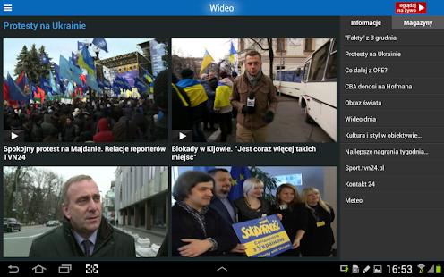 TVN24 screenshots 12