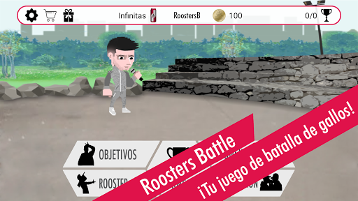 Roosters Battle - Juego Batalla de Gallos 8.0 screenshots 1