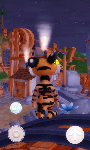 Télécharger My Talking Tiger APK MOD (Astuce) screenshots 2