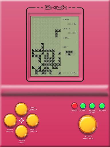 Brick Game : Retro Classic Brick  screenshots 14