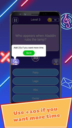 Trivia Master - Quiz Puzzle & Trivia Offline Game 1.0.0.46 screenshots 4