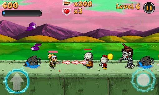Zombie Shoot Run Hack Cheats (iOS & Android) 2