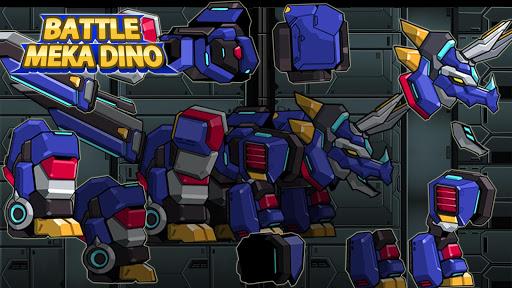 Robotforce - Mechadino : Triceratops 1.2 screenshots 4