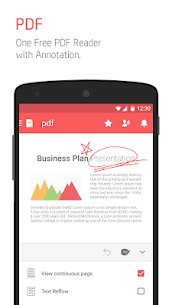 Polaris Office MOD (Pro Unlocked) APK for Android 5