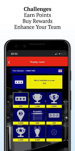 Télécharger Gratuit Retro Football Management mod apk screenshots 5
