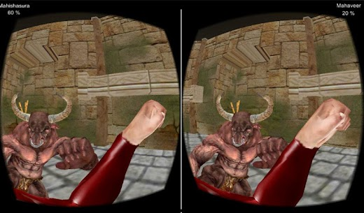 VR Immortals fight Hack for iOS and Android 4