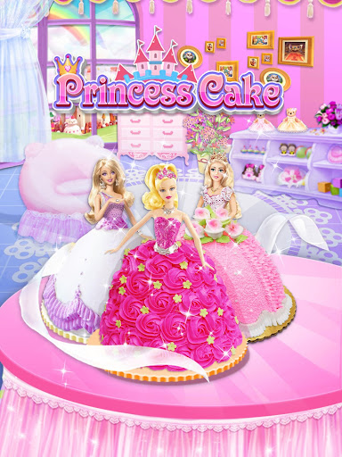 Princess Cake - Sweet Trendy Desserts Maker 2.4 screenshots 1