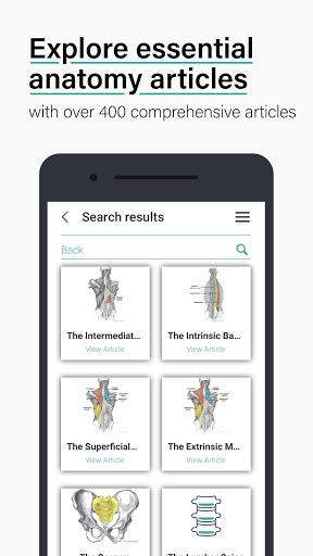 Teach Me Anatomy: 3D Human Body & Clinical Quizzes  Screenshots 5
