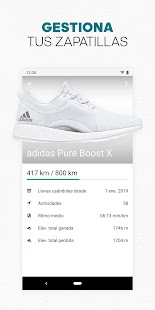 adidas Running by Runtastic - Correr y fitness Screenshot