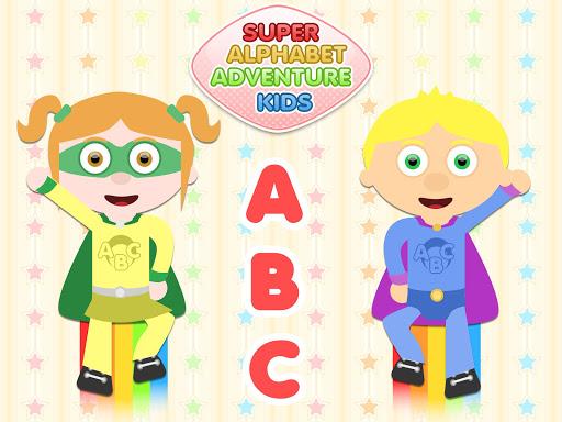 super alphabet adventure kids screenshot 2
