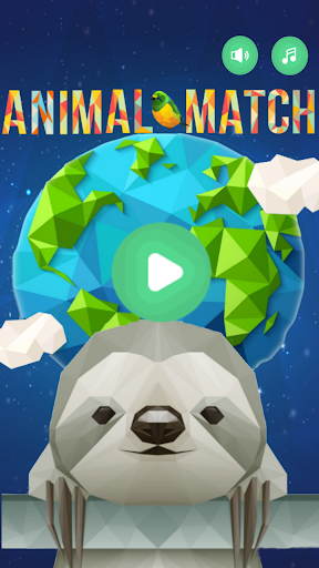 animal match 3 screenshot 1