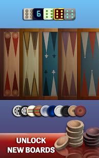 Backgammon - Offline Free Board Games 1.0.1 Screenshots 17