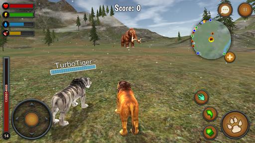 Sabertooth Tiger Chase Sim 2.1.0 screenshots 4