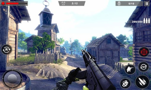 FPS Counter Attack – Sniper Terrorist Mission Game Hack Android and iOS 1