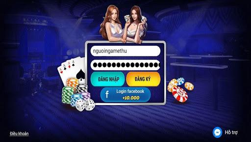 Game bai 3C - Danh bai doi thuong Online  Screenshots 1