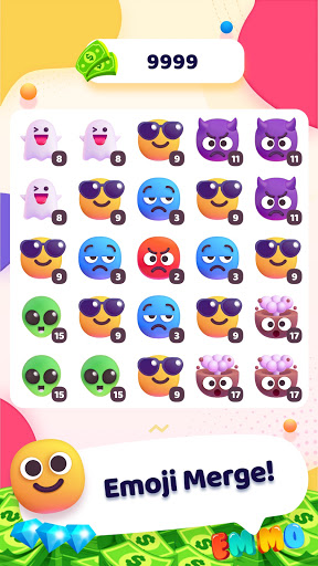 EMMO- Emoji Merge Game screenshots 2