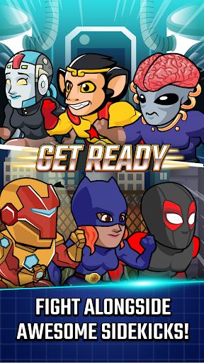 Super League of Heroes - Comic Book Champions screenshots 5