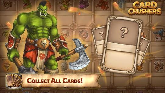 Card Crushers: Multiplayer monster battle CCG 1