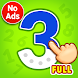 123 Numbers - Count & Tracing - Androidアプリ