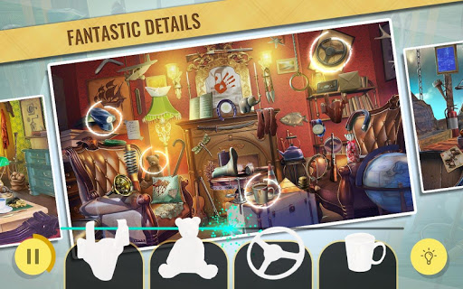 Sherlock Holmes Hidden Objects Detective Game 3.07 screenshots 10