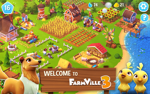 FarmVille 3 - Animals 1.7.14522 screenshots 1
