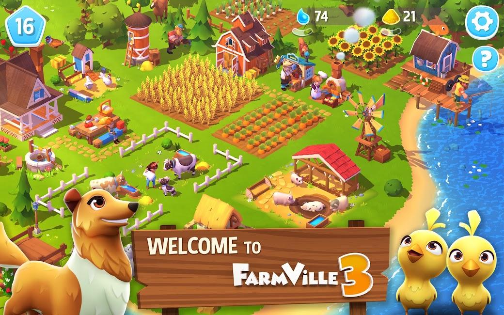 FarmVille 3 Animals Gift Code 1.9.17328 1